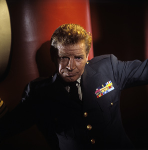 """Voyage to the Bottom of the Sea""Richard Basehart1964© 1978 Ted Allan - Image 9298_0123"