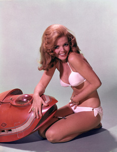 """""""Land of the Giants""""Deanna Lund and the Spindriftcirca 1969** I.A. © IAPLLC and TCFFC. All Rights Reserved - Image 9299_0051"""