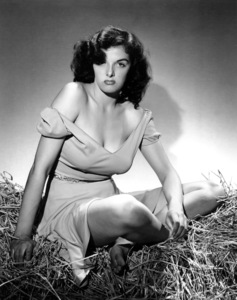 """""""Outlaw, The"""", Jane Russell, 1943, 20th Century Fox, **I.V. - Image 9328_0023"""