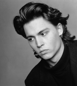 """21 Jump Street"" Johnny Depp1989Photo by Aaron Rapport** I.V. - Image 9334_0009"
