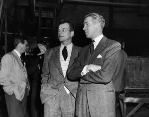 """""""Rope""""Joseph Cotten, James Stewart1948 Warner Brothers** I.V. - Image 9338_0016"""