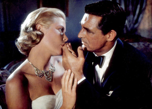 """""""To Catch A Thief,""""Grace Kelly and Cary Grant.1955 Paramount - Image 9339_0022"""