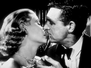 """""""To Catch A Thief,""""Grace Kelly and Cary Grant.1955 Paramount - Image 9339_0024"""