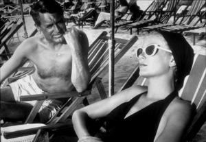 """""""To Catch a Thief""""Cary Grant, Grace Kelly.1954 Paramount** I.V. - Image 9339_0110"""