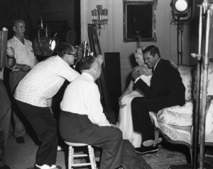 """""""To Catch a Thief""""Director Alfred Hitchcock, Grace Kelly, Cary Grant1955 Paramount Pictures** I.V. - Image 9339_0151"""
