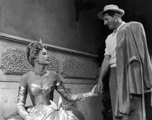"""To Catch a Thief""Grace Kelly, Danny Kaye1955** I.V. - Image 9339_0156"