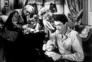 """Spellbound,""Gregory Peck and Ingrid Bergman1945 United Artists - Image 9340_0006"