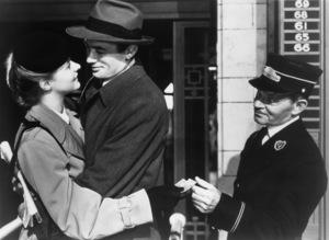 """Spellbound"" Gregory Peck, Ingrid Bergman1945 United Artists - Image 9340_0007"