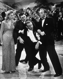 """""""Holiday Inn""""Marjorie Reynolds, Fred Astaire, Bing Crosby1942 Paramount - Image 9353_0001"""