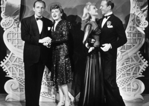 """""""Holiday Inn""""Bing Crosby, Virginia Dale, Marjorie Reynolds, Fred Astaire1942 Paramount - Image 9353_0005"""