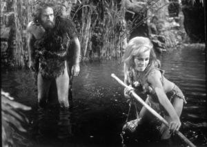 """One Million Years B.C.""John Richardson, Raquel Welch1966 Hammer - Image 9359_0004"