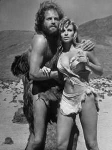 """One Million Years B.C.""John Richardson, Raquel Welch1966 Hammer - Image 9359_0005"