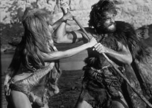 """One Million Years B.C.""Raquel Welch, John Richardson1966 Hammer - Image 9359_0006"
