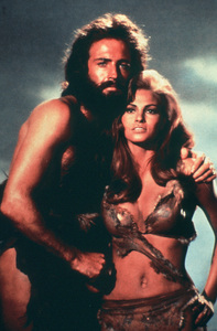 """One Million Years B.C.""John Richardson, Raquel Welch1966 Hammer - Image 9359_0007"