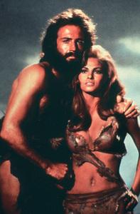 """One Million Years B.C.""John Richardson, Raquel Welch1966 Hammer - Image 9359_0007"
