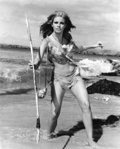 """One Million Years B.C.""Raquel Welch1966 Hammer Films, U.K.**I.V. - Image 9359_0015"