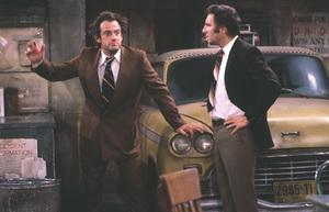"""Taxi""Christopher Lloyd, Judd HirschC.  1978**H.L. - Image 9360_0086"