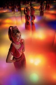 """I Dream of Jeannie""Barbara EdenApril 1966 NBC © 1978 Gene TrindlMPTV - Image 9375_0023"