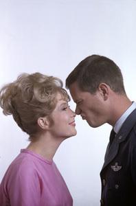 """I Dream of Jeannie""Barbara Eden, Larry Hagman1965© 1978 Gene Trindl - Image 9375_0034"