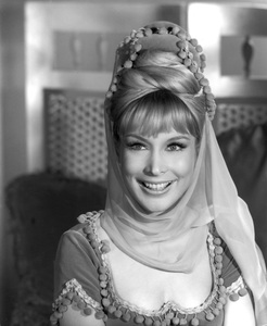 """I Dream of Jeannie""Barbara Eden1965**I.V. - Image 9375_0071"