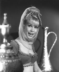 """I Dream of Jeannie""Barbara Eden1965**I.V. - Image 9375_0078"
