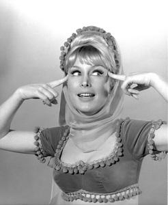 """I Dream of Jeannie""Barbara Eden1965**I.V. - Image 9375_0088"