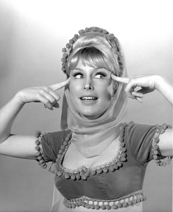 """I Dream of Jeannie""Barbara Eden1965**I.V. - Image 9375_0088"