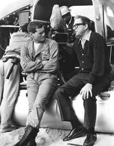 """I Dream of Jeannie"" (Pilot Episode)Larry Hagman, Sidney Sheldon1965**I.V. - Image 9375_0091"