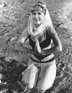 """I Dream of Jeannie"" (Pilot Episode)Barbara Eden1965**I.V. - Image 9375_0092"