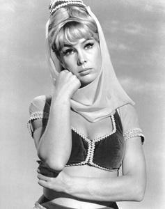 """I Dream of Jeannie""Barbara Eden1965**I.V. - Image 9375_0095"