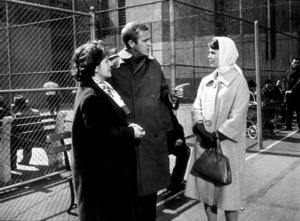 """Love With The Proper Stranger""Steve McQueen, Natalie Wood1963 ParamountMPTV - Image 9381_0001"