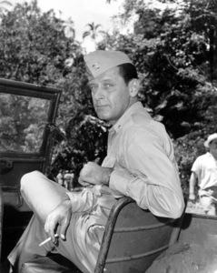 """Bridge On The River Kwai""William Holden on the set.1957 Columbia / **I.V. - Image 9427_0008"