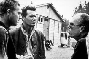 """Great Escape, The""Steve McQueen, James Garner, Dir. John Sturges1963 UAMPTV - Image 9429_0005"