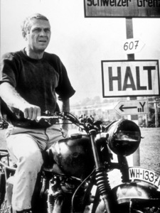 """Great Escape, The""Steve McQueen1963 UAMPTV - Image 9429_0007"