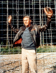 """Great Escape, The""Steve McQueen1963 UAMPTV - Image 9429_0012"
