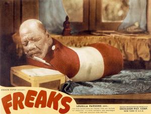 """Freaks"" © 1932 MGM  - Image 9432_0001"