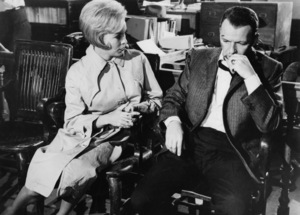 """""""The Manchurian Candidate""""Janet Leigh, Frank Sinatra1962 UA - Image 9433_0001"""