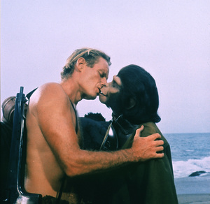 """Planet Of The Apes""Charlton Heston, Kim Hunter1968 20th Century Fox**I.V. - Image 9436_0010"