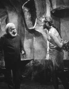 """Planet Of The Apes""Maurice Evans, Charlton Heston © 1968 20th Century Fox - Image 9436_0013"