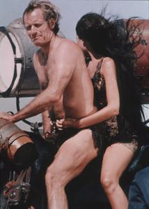"""Planet Of The Apes""Charlton Heston, Linda Harrison © 1968 20th Century Fox - Image 9436_0022"