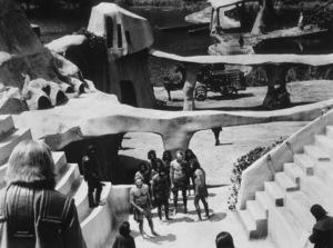 """Planet Of The Apes""Maurice Evans, Robert Gunner, Charlton Heston © 1968 20th Century Fox - Image 9436_0031"