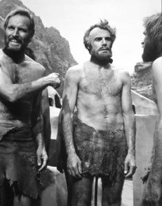 """Planet Of The Apes""Charlton Heston, Robert Gunner © 1968 20th Century Fox - Image 9436_0039"