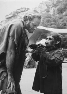 """Planet Of The Apes""Charlton Heston1968 20th Century Fox**I.V. - Image 9436_0049"