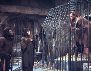"""Planet Of The Apes""Kim Hunter, Charlton Heston1968 20th Century Fox**I.V. - Image 9436_0056"