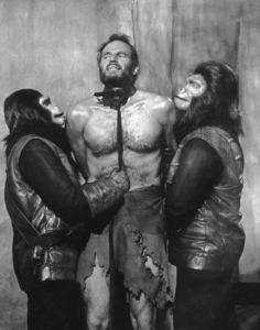 """Planet Of The Apes""Charlton Heston1968 20th Cent.Fox**I.V. - Image 9436_0063"