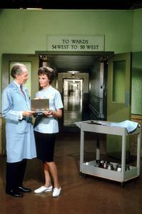"""Ben Casey""Sam Jaffe, Jeanne Bates1963 ABC © 1978 Gene TrindlMPTV - Image 9447_0003"