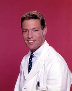 """""""Dr. Kildare""""Richard Chamberlaincirca 1963**I.V. - Image 9448_0027"""