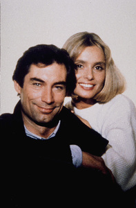 """The Living Daylights,""Timothy Dalton, Maryam D"