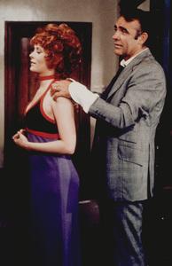 """Diamonds Are Forever,""Jill St. John, Sean Connery1971 UA / MPTV - Image 9450_0001"