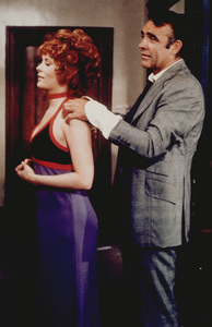 """Diamonds Are Forever,""Jill St. John, Sean Connery1971 UA / MPTV - Image 9450_0001"